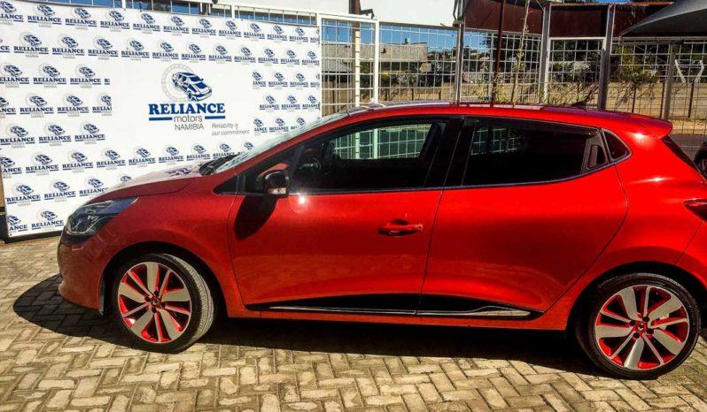 Renault Clio 2014 full