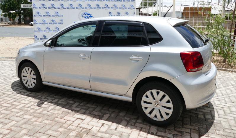 Volkswagen Polo 6 TSI 2012 full