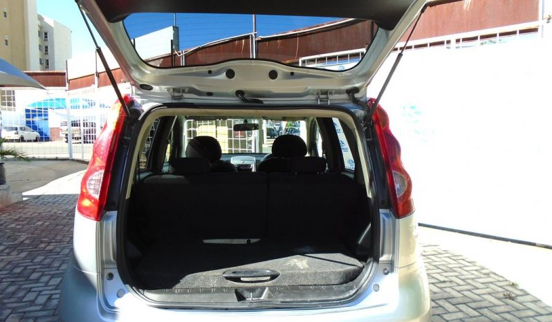 Nissan Note 2012 full